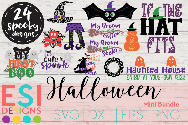 Halloween SVG Cut Files