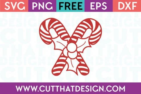 Free Svg Files Candy Cane Archives Cut That Design