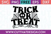 Free SVG Files Trick or Treat