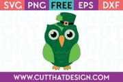 Free St Patrick's Day Cut Files