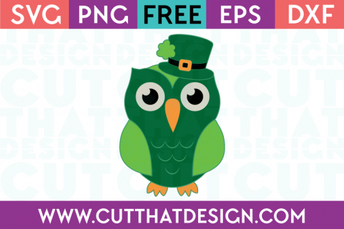 Free St Patrick's Day Cut Files