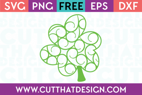 Free Cut Files St Patrick's Day