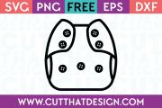 Free Cut Files Cloth Diaper