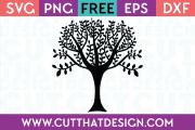 Free Tree SVG