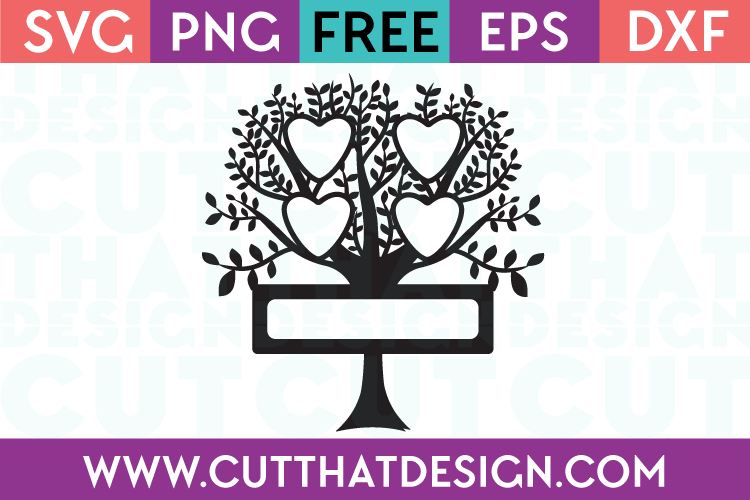 SVG Files Free Family Tree