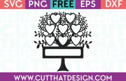 Free SVG Family Tree