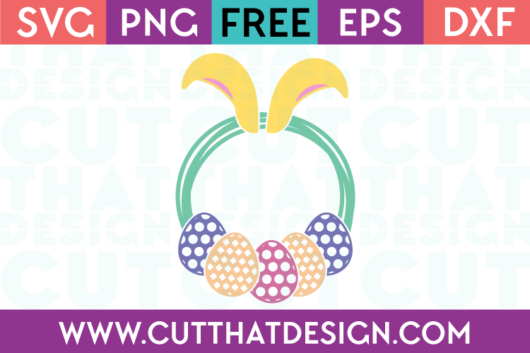 Easter SVG Files