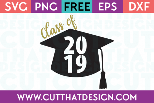 Free SVG Cut Files Graduation