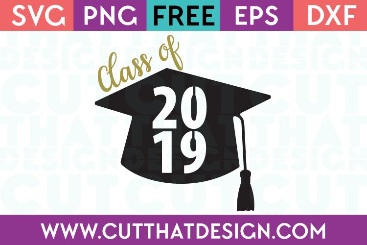 Free SVG Cut Files Graduation
