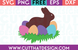 Free Easter Cut Files SVG Format