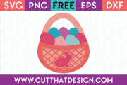 Free Easter Cut Files