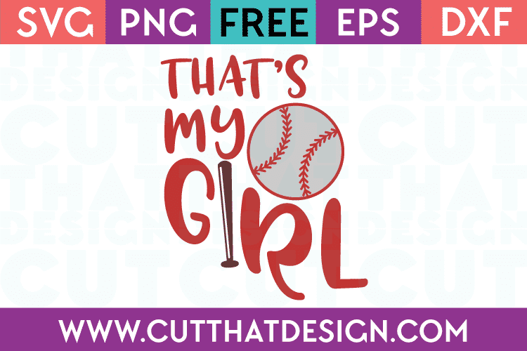 Baseball SVG Free Designs