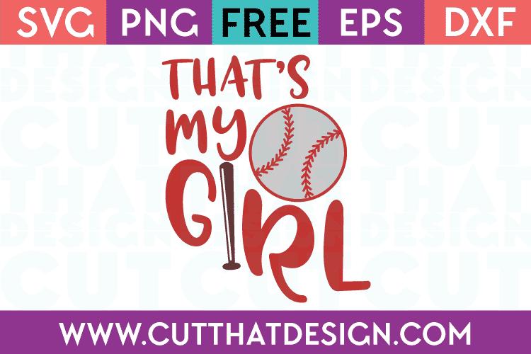 Baseball SVG Free Designs