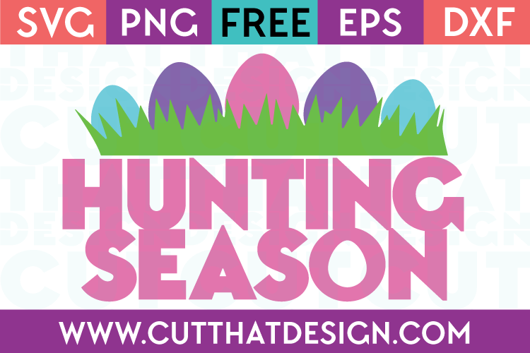 Free SVG Files Easter Eggs