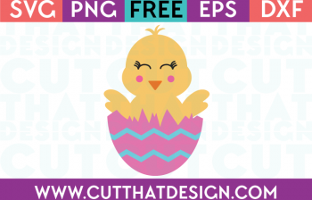 Free Chick SVG File