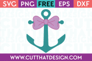 Anchor SVG Free File