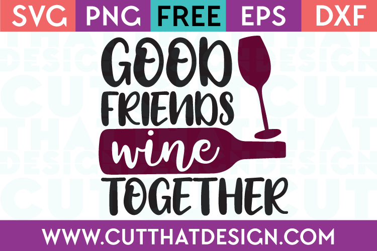 Free SVG Wine Phrases