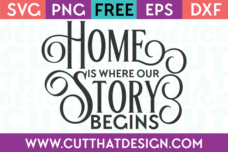 Free SVG Files Home