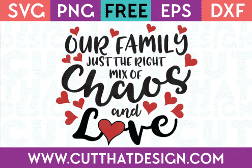 Free SVG Files Family
