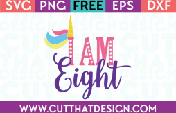 free birthday svg cutting file