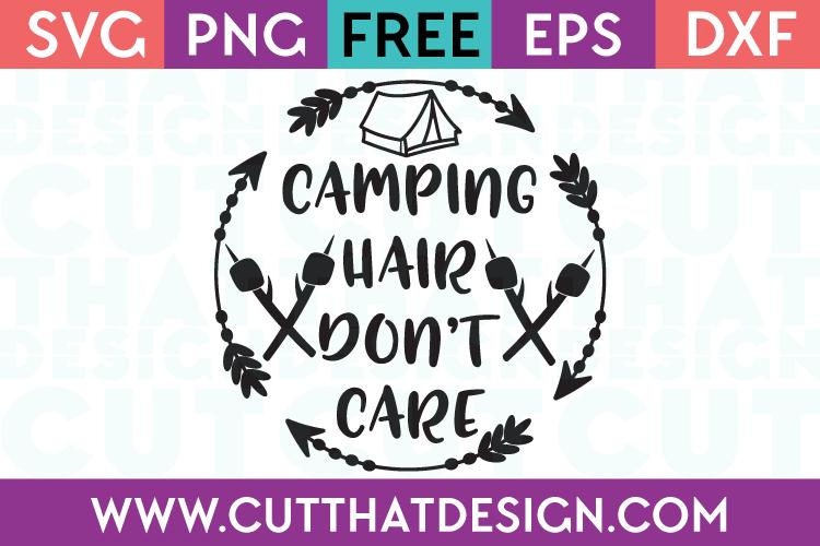 Camp Free SVG Cuts