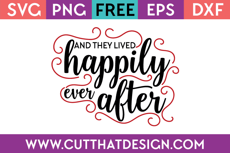Free Wedding Cutting Files