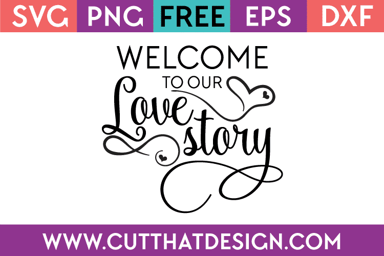 Wedding SVG Free Files