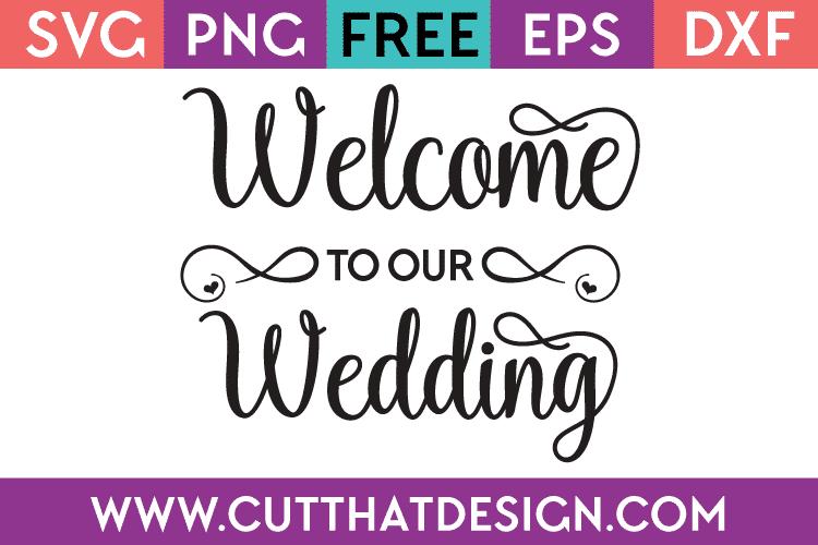 Wedding Cut Files Free