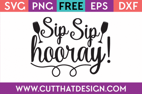Free Wedding SVG Cut File
