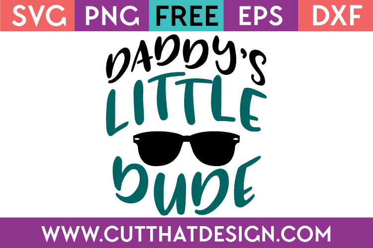 SVG Cut Files Father's Day