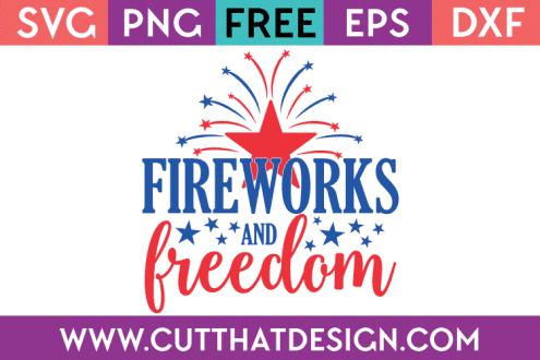 Free SVG 4th July