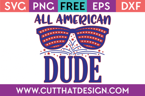 Free Svg Files 4th July Archives Cut That Design