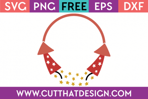 Free Cut Files 4th July
