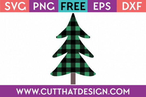 free christmas tree svg