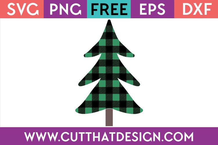 free christmas tree svg
