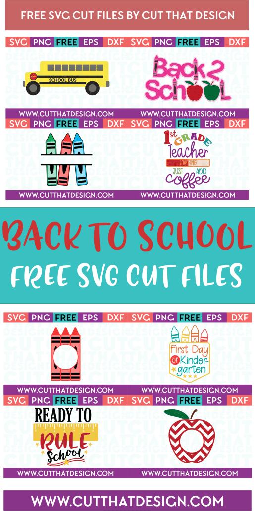 free school svg files