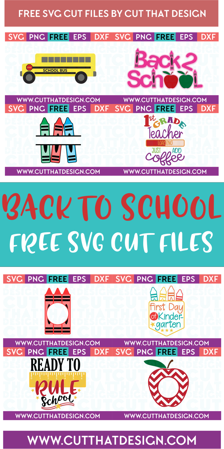 free school bus svg