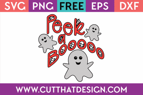 Free halloween kids svg