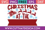 svg christmas free