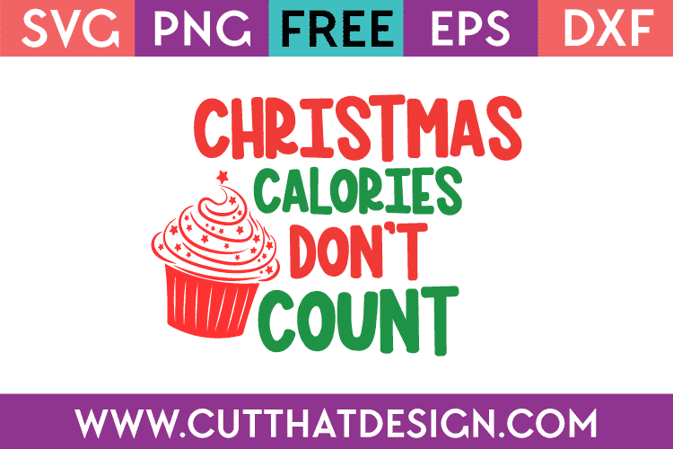 Free Christmas quote svg