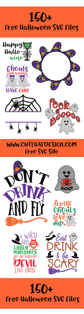 Top Halloween SVG Files free