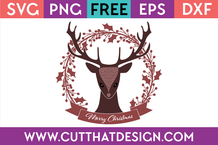 Free SVG Cut Files for Christmas