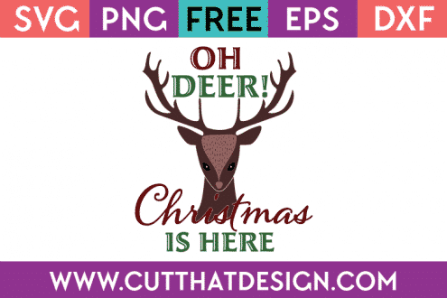 Free SVG Files for Christmas Cricut