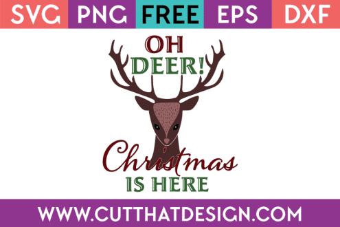 Free SVG Files for Christmas Cricut