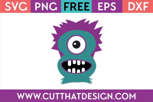 Free SVG Number 8