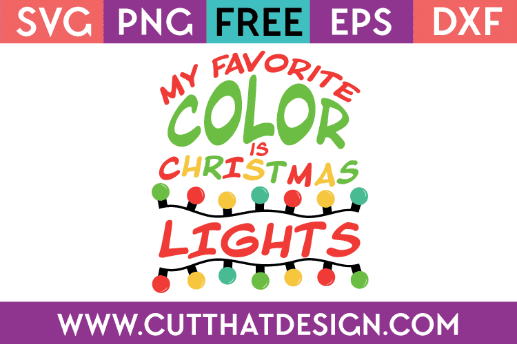 Free SVG Files Christmas Files