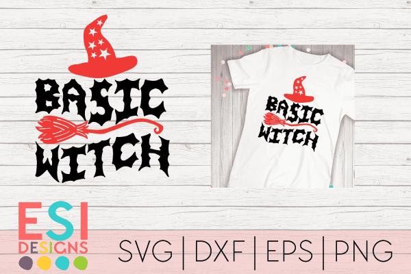 Basic Witch SVG File