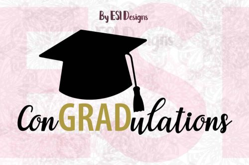 Graduation SVG Files