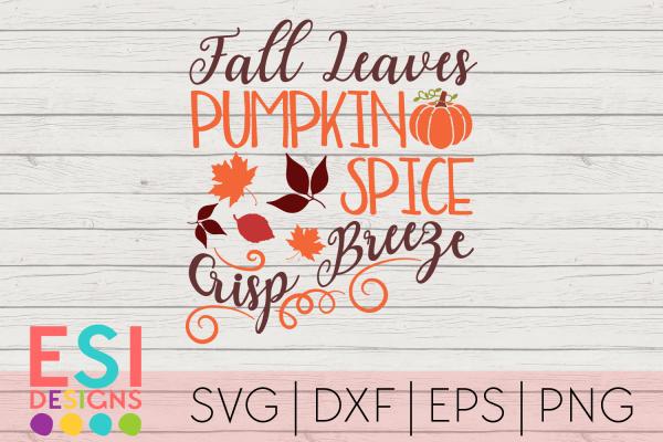 Fall SVG Files