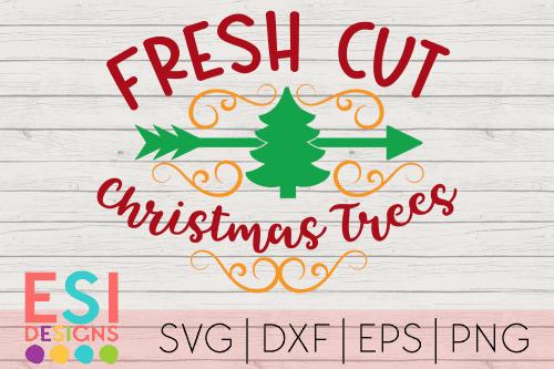 Christmas Tree SVG Cutting Files